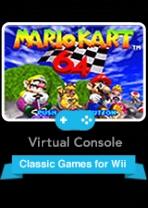 Obal-Mario Kart 64