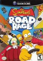 Obal-The Simpsons: Road Rage