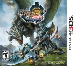 Obal-Monster Hunter 3 Ultimate