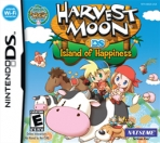 Obal-Harvest Moon: Island of Happiness