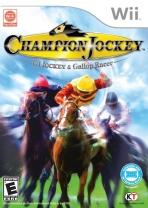 Obal-Champion Jockey: G1 Jockey & Gallop Racer