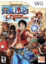 Obal-One Piece: Unlimited Adventure