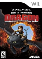 Obal-How to Train Your Dragon