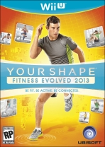 Obal-Your Shape: Fitness Evolved 2013