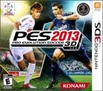 Obal-Pro Evolution Soccer 2013 3D