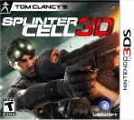 Obal-Tom Clancy´s Splinter Cell 3D