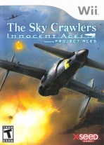 Obal-The Sky Crawlers: Innocent Aces