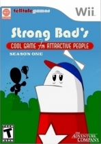 Obal-Strong Bad´s Cool Game for Attractive People