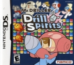 Obal-Mr. Driller: Drill Spirits