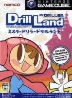 Obal-Mr. Driller: Drill Land