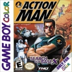 Obal-Action Man: Search For Base X