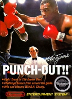 Obal-Mike Tyson´s Punch-Out!!