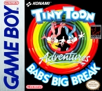 Obal-Tiny Toon Adventures: Babs´ Big Break