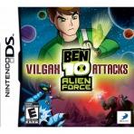 Obal-Ben 10 Alien Force: Vilgax Attacks