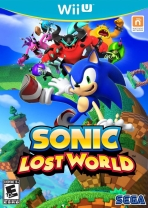 Obal-Sonic Lost World