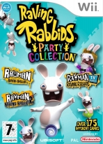 Obal-Raving Rabbids - Party Collection