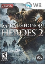 Obal-Medal of Honor Heroes 2