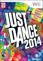 Obal-Just Dance 2014