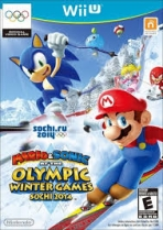 Obal-Mario & Sonic at the Sochi 2014 Olympic Winter Games