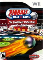 Obal-Pinball Hall of Fame: The Gottlieb Collection