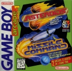 Obal-Arcade Classics 1: Asteroids/Missle Command