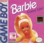 Obal-Barbie: Game Girl