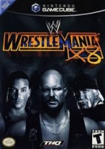 Obal-WWE WrestleMania X8
