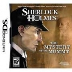 Obal-Sherlock Holmes: The Mystery of the Mummy