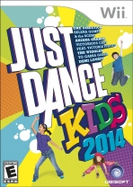 Obal-Just Dance Kids 2014
