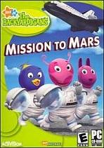 Obal-Backyardigans: Mission To Mars