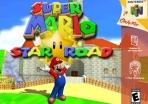Obal-Super Mario 64 Star Road