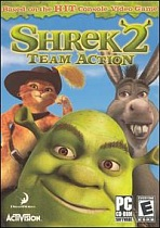 Obal-Shrek 2: Team Action