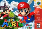 Obal-Super Mario 64 Star Road Multiplayer