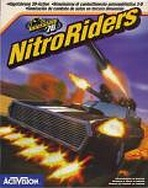 Obal-Interstate ´76: Nitro Riders