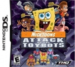 Obal-Nicktoons Attack of the Toybots