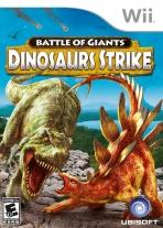Obal-Battle of Giants: Dinosaurs Strike