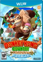 Obal-Donkey Kong Country: Tropical Freeze