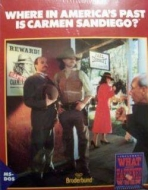 Obal-Where in America´s Past Is Carmen Sandiego?