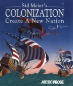 Obal-Sid Meier´s Colonization