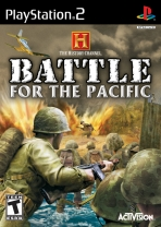 Obal-The History Channel: Battle For the Pacific