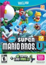 Obal-New Super Mario Bros. U plus New Super Luigi U