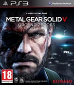 Obal-Metal Gear Solid V Ground Zeroes