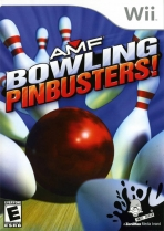 Obal-AMF Bowling Pinbusters!