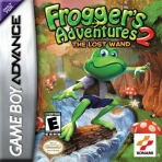 Obal-Frogger´s Adventures 2: The Lost Wand