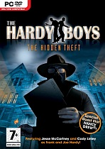 Obal-Hardy Boys: The Hidden Theft, The