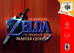 Obal-The Legend of Zelda: Ocarina of Time Master Quest