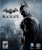 Obal-Batman: Arkham Origins Blackgate Deluxe Edition