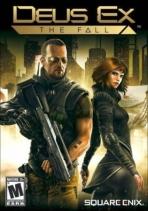 Obal-Deus Ex: The Fall