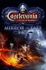 Obal-Castlevania Lords of Shadow - Mirror of Fate HD