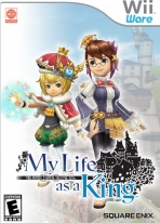 Obal-Final Fantasy Crystal Chronicles: My Life as a King